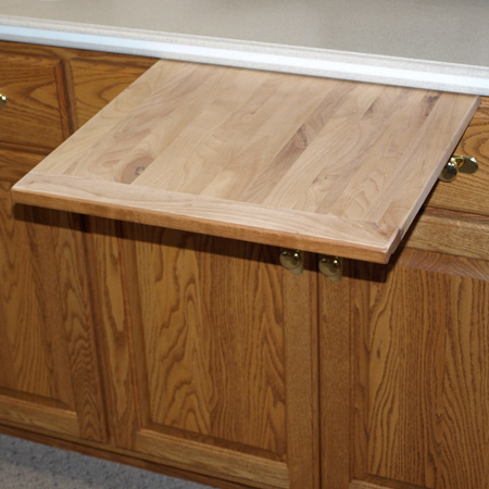 Custom Cabinet Accessoriesby Keller Cabinets Inc