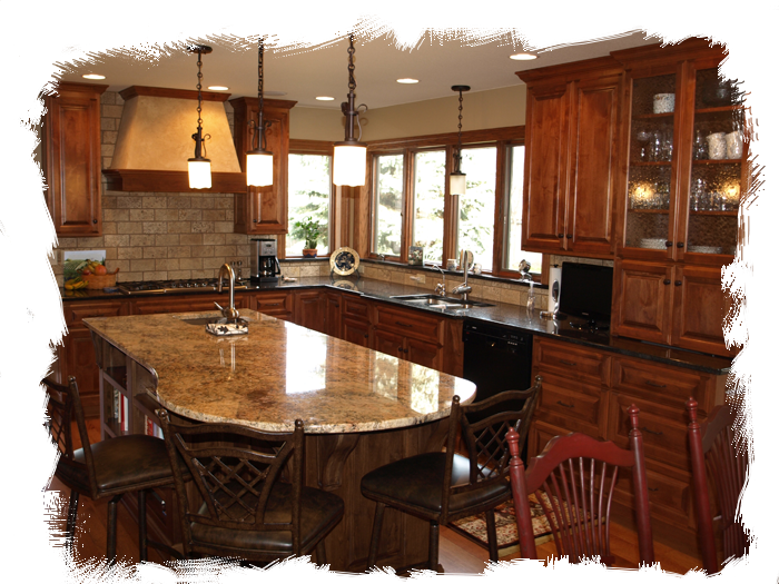 Custom Cabinet Designs For Northeast South Dakota By Keller Cabinets
