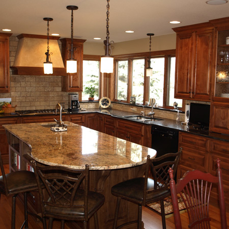 Kitchen Cabinets :: Bathroom Cabinets :: Accent Building