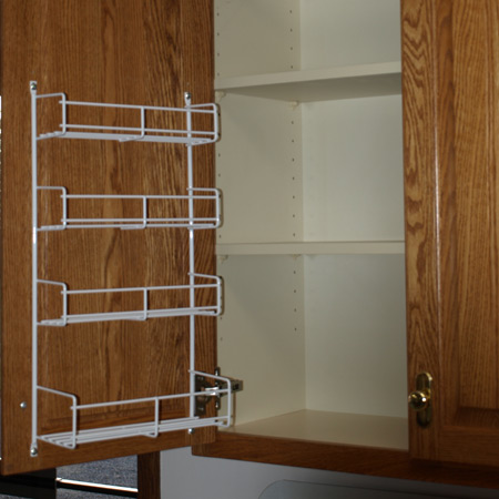 Delectable 60+ Kitchen Cabinet Door Storage Racks Design ...